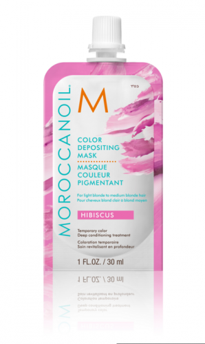 Moroccanoil Color Depositing Mask Hibiscus 30ml
